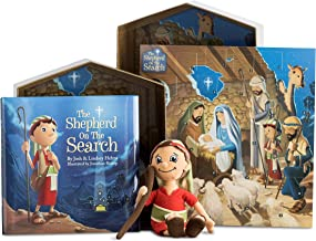 DaySpring The Shepherd On The Search - Advent Activity & Calendar Gift Set