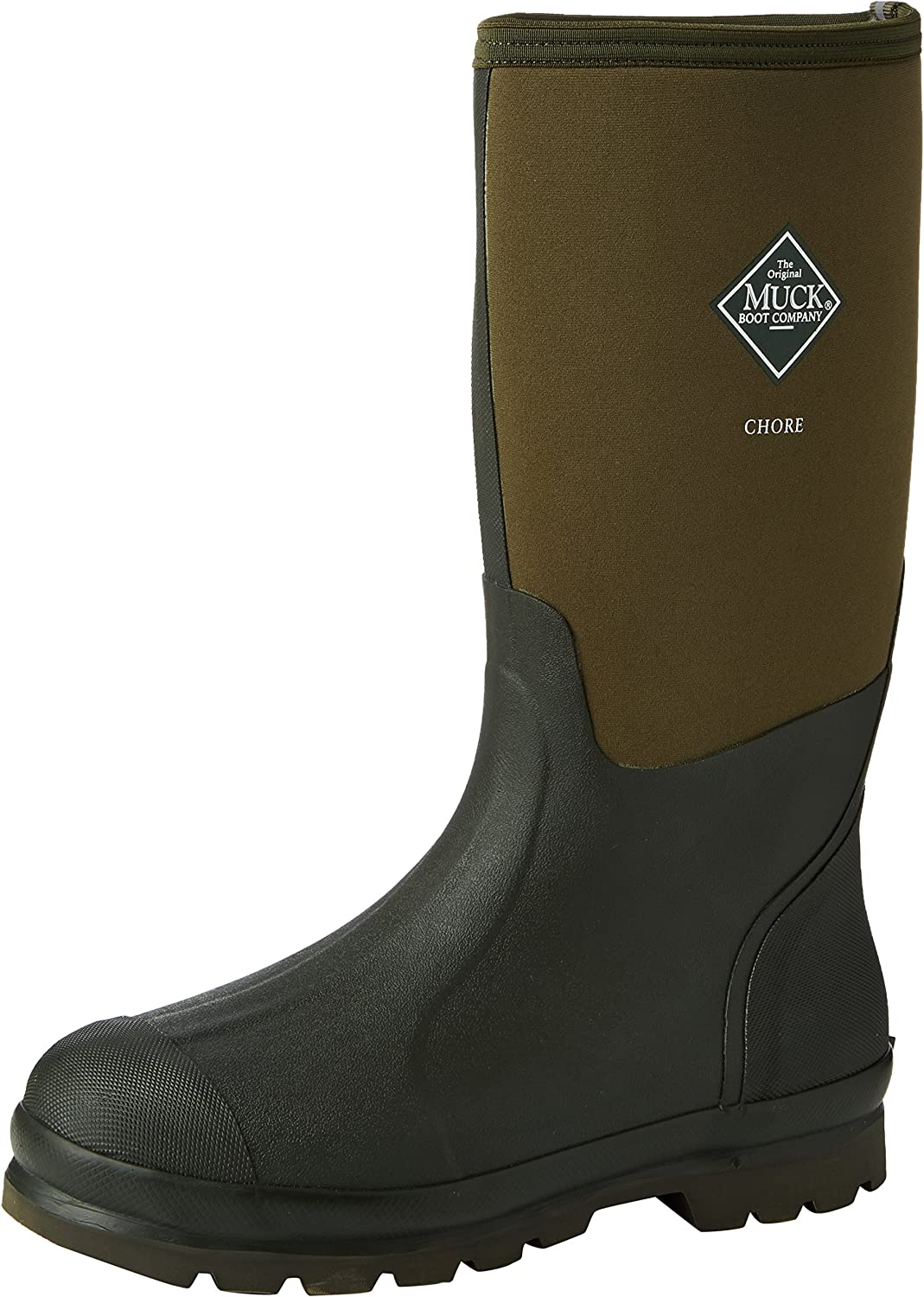 Muck Boots Chore Classic Hi Wellies UK 11 Moss