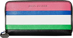 The Grind Color Blocked Standard Continental Wallet