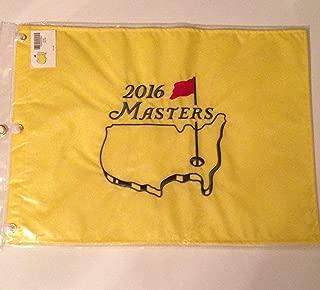 masters 2016 pin flag