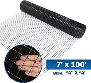 Fencer Wire PGD8-7X100MF34 Deer and Animal Fence Barrier Netting 7 x 100 ft. with 3/4
