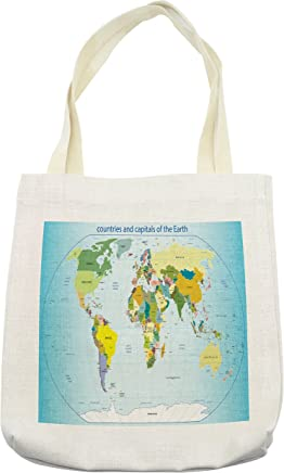 5df67e89cf30 Amazon.com: country - Under $25 / Reusable Grocery Bags / Travel ...
