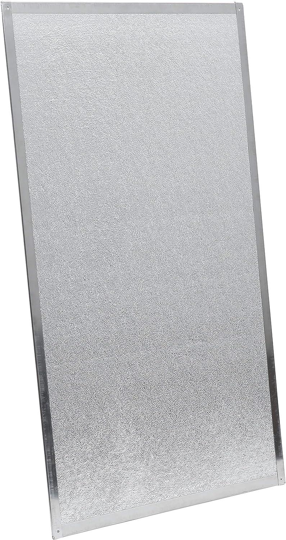 Kamino-Flam 333195 Slavachispas para Chimenea, Tela, 50x3x80 cm