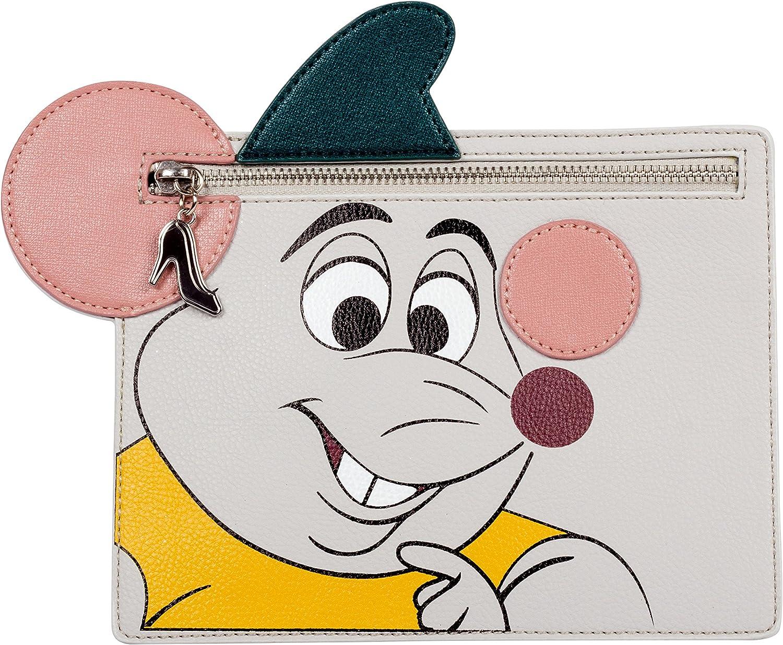 Danielle Nicole Disney Gus Gus Cinderella Coin Pouch Girls Handbag