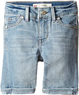 Levi's® Kids - Sweetie Bermuda Shorts (Toddler)