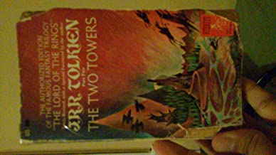 OUT OF PRINT, LIMITED ORIGINAL 1965 Lord of the Rings The Two towers