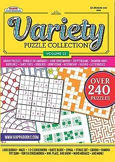 Best kappa variety puzzles Reviews