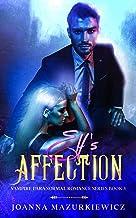 Elf's Affection (Vampire Paranormal Romance Series Book 3