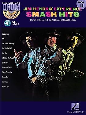 Jimi Hendrix Experience - Smash Hits (Songbook): Drum Play-Along Volume 11