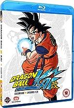 Dragon Ball Z KAI Season 1 (Episodes 1-26) Blu-ray [Reino Unido] [Blu-ray]