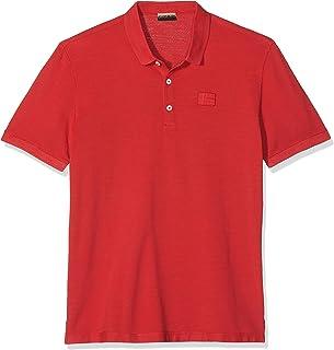 Erzin True Red Polo para Hombre