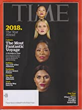 Time December 25, 2017/January 1, 2018 2018 The Year Ahead. A Wrinkle in Time.