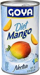 Goya Foods Diet Nectar, Mango, 42 Ounce (Pack of 12)