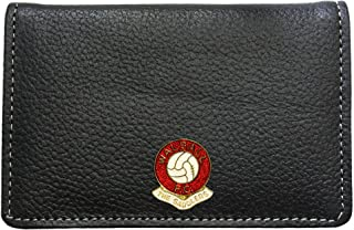 Walsall football club leather card holder wallet