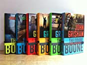 Theodore Boone Complete Hardcover Set: Kid Lawyer, The Abducted, The Accused, The Activist, The Fugitive, and The Scandal