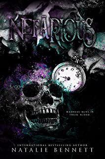 Nefarious: Dahlia Saga Box-Set