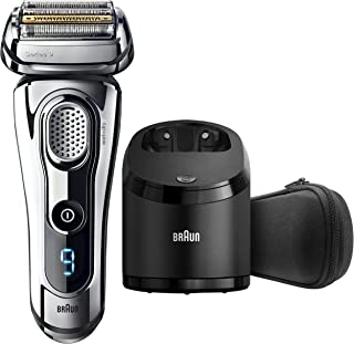 Braun series 9 - 9295cc Electric Shaver with clean & charge station