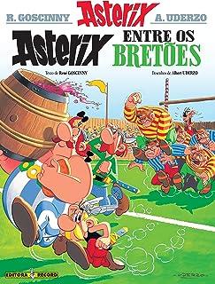 Asterix - Asterix entre os Bretões - Volume 8