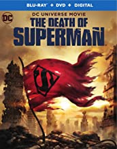 DCU: Death of Superman (BD/DVD/Digital)