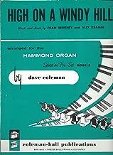 High On A Windy Hill-Hammond Organ Spinet or Pre-Set