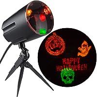 Gemmy Industries Halloween Lightshow Projection w/Sound Fireworks