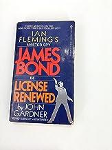 JAMES BOND IN LICENSE RENEWED