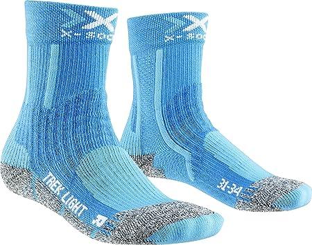 X-Socks Socken Trekking Light Junior 2.0 rot Gr.31//34
