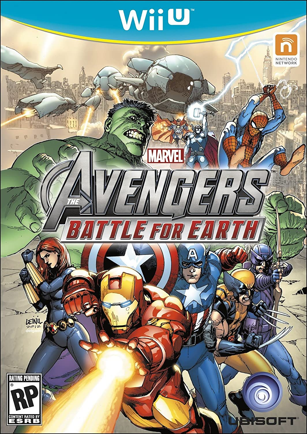 Marvel Avengers: Lowest price challenge Battle For Earth Nintendo Wii U All stores are sold -