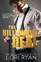 The Billionaire Deal (The Sutton Billionaires Book 1) Kindle Edition