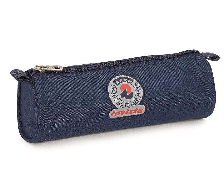 Pencil Bag - INVICTA - LOGO - Blue