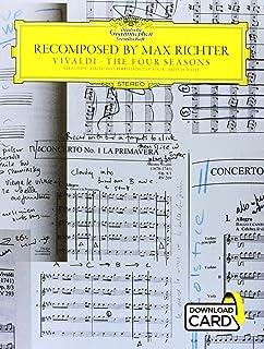 Vivaldi Four Seasons Recomposed By Max Richter Violin/Piano W/ Audio Download