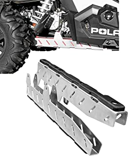 Modquad 14-19 Polaris RANRZR1000XE Rear Trail Arm Guard (Polished)