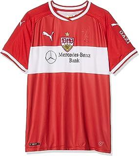 PUMA Unisex Kinder Trikot VfB Stuttgart Away Replica Shirt Jr W. Sponsor