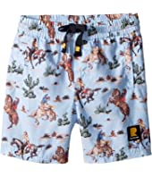 Rock Your Baby - West World Boardshorts (Toddler/Little Kids/Big Kids)
