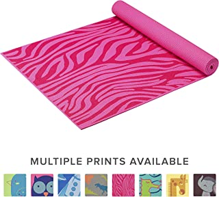 Gaiam Kids Yoga Mat