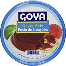 Goya Guava Paste 21 Ounce Can Pasta de Guayaba (2 Pack)