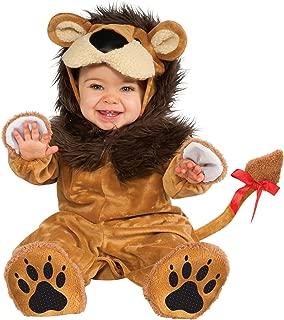Rubie's Costume Cuddly Jungle Lil Lion Romper Costume