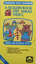 A Golden Book Step Ahead Video - Working with Numbers - Skill-Building Fun