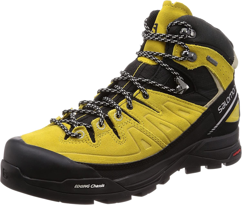 best website 09ffe 11457 Salomon Herren X Alp Mid Mid Mid Ltr GTX Trekking- & Wanderstiefel  B073S6VKKN 5a9c66