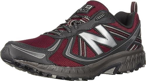 nouveau   Hommes's MT410v5 Cushioning Trail FonctionneHommest chaussures, Oxblood, 9.5 D US