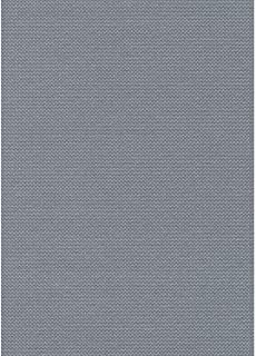 York Wallcoverings MI10027 Missoni Home Mini Chevron Wallpaper - Slate Grey/Silver