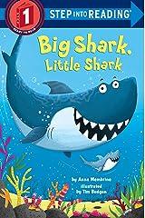 Big Shark, Little Shark (Step into Reading) Kindle Edition