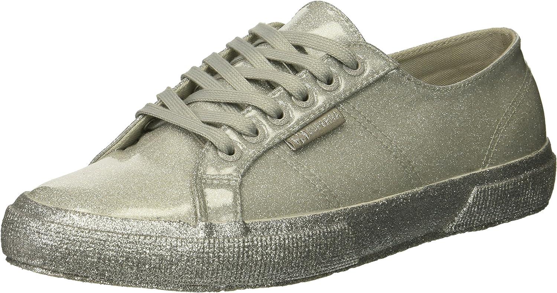 Superga Womens 2750 Glitterpatentw Sneaker
