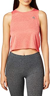 adidas Women's OWN THE RUN TANK COOLER WO Tops