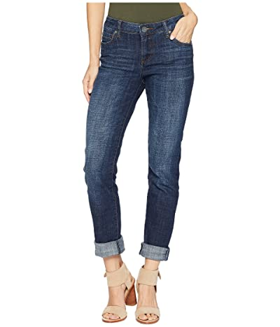 KUT from the Kloth Catherine Boyfriend Five-Pocket (Insipre w/ Euro Base Wash) Women