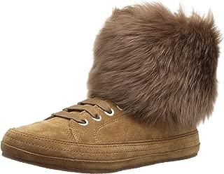 Women's Antoine Fur Fashion Sneaker