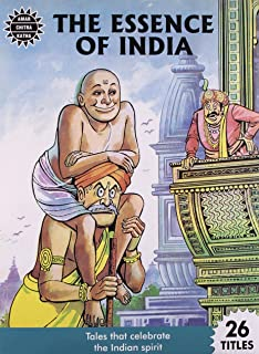 The Essence Of India Collection (AMar Chitra Katha) [Paperback] [Jan 01, 2010] Anant Pai and Others
