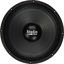 12 Inch Car Subwoofer Speaker – 500 Watt High Powered Car Audio Sound Component..
