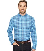 Vineyard Vines - Plaskett Creek Performance Plaid Flannel Tucker Shirt