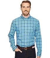 Vineyard Vines - Plaskett Creek Performance Plaid Flannel Tucker Shirt